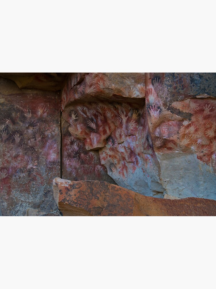 cueva de las manos (cave of hands) by alexsupertramp