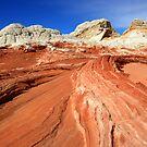 White Pocket Arizona by Bob Christopher
