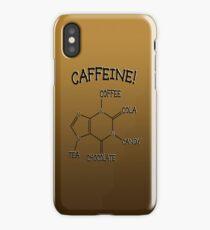 Caffeine iPhone Case/Skin
