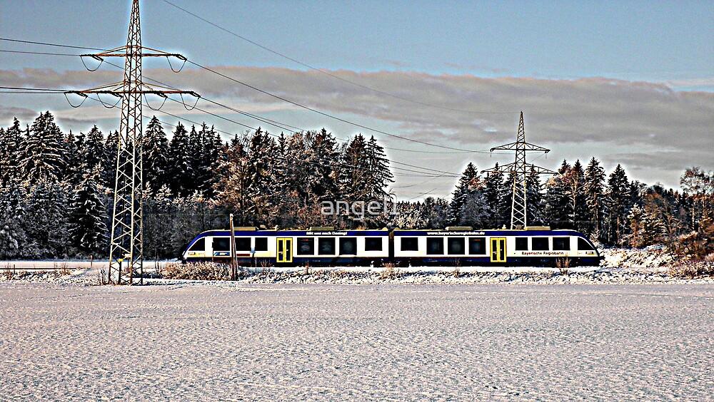 BRB ~ Bavarian Regional Railway by ©The Creative  Minds