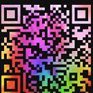 QR code by curiedi