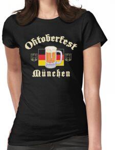Oktoberfest Munchen Womens Fitted T-Shirt