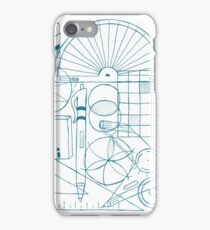 Math & Science Tools 3 iPhone Case/Skin