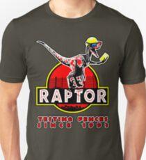 Raptor 3D. Testing the fences since 1993. Unisex T-Shirt