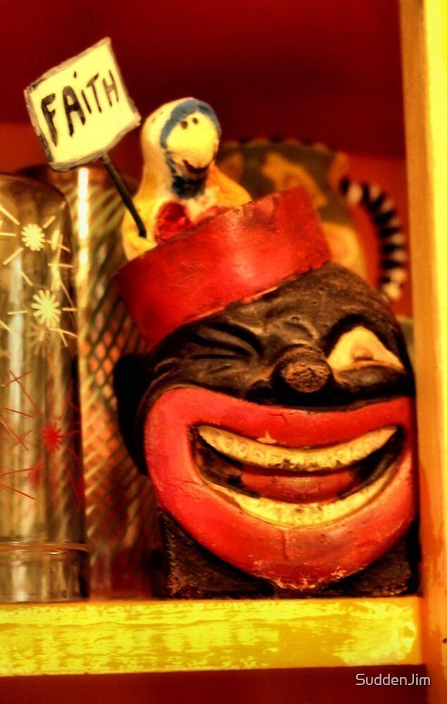 Happy Face by SuddenJim