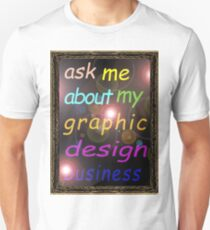 For the Budding Graphic Designer Slim Fit T-Shirt
