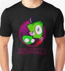 Camiseta unisex Invader Zim Gir Alien