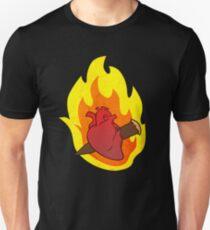 Vampire Heartburn Unisex T-Shirt
