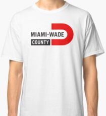 Miami Wade County Baseball Classic T-Shirt