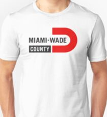 Miami Wade County Baseball Unisex T-Shirt