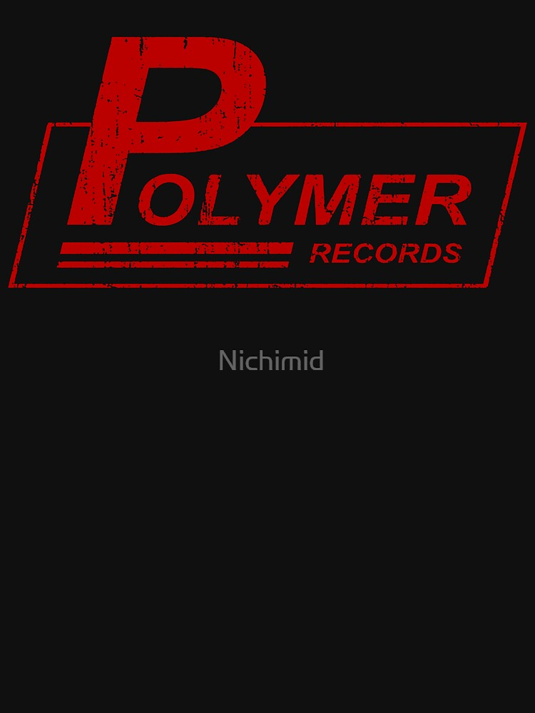Polymer Records Spinal Tap by Nichimid