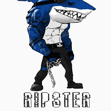 Ripster Street Sharks by Nichimid