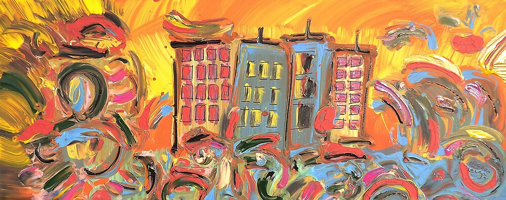 Apocalipse by Luciano Colossi