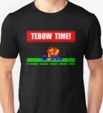 Tim Tebow Tecmo Bowl Tebow Time T-Shirt