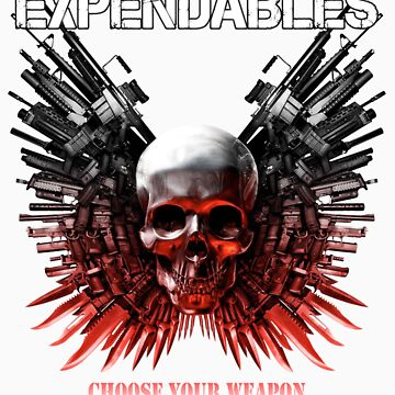 The Expendables Movie by Nichimid