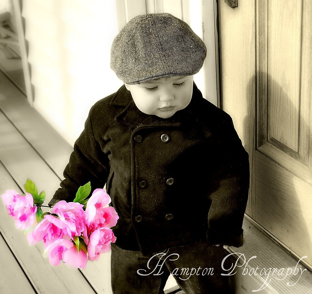 Flowers for Mom by Corinnelyn