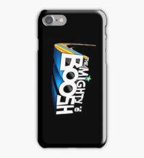 The Mighty Boosh Title iPhone Case/Skin