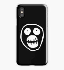 Mighty Boosh Face iPhone Case/Skin