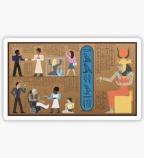 Communities of Ancient Egypt Sticker