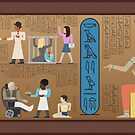 Communities of Ancient Egypt by HungryTenor