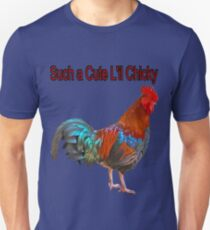 """Such a Cute L'il Chicky"" T-Shirt"