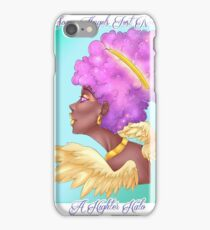 Higher Halo iPhone Case/Skin