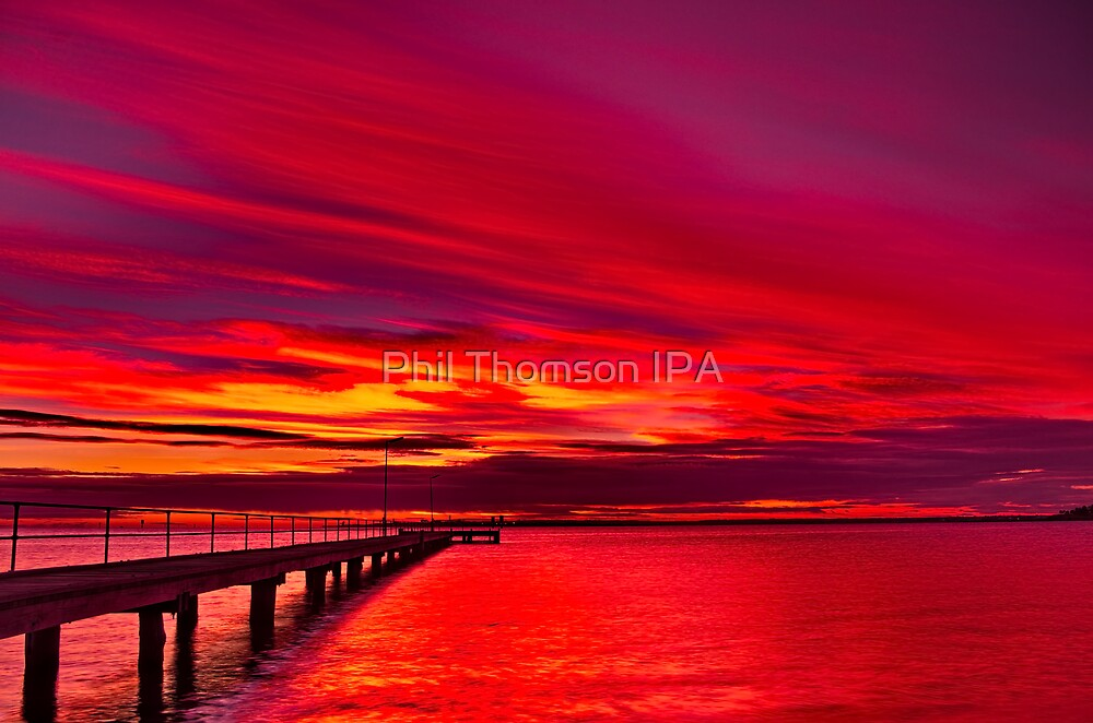 """Rippleside Dawn Roar"" by Phil Thomson IPA"