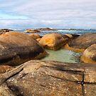 Rocky Shores by John Sharp