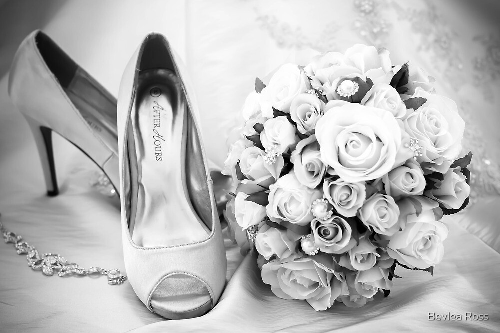These Are Not Just Shoes by Bevlea Ross
