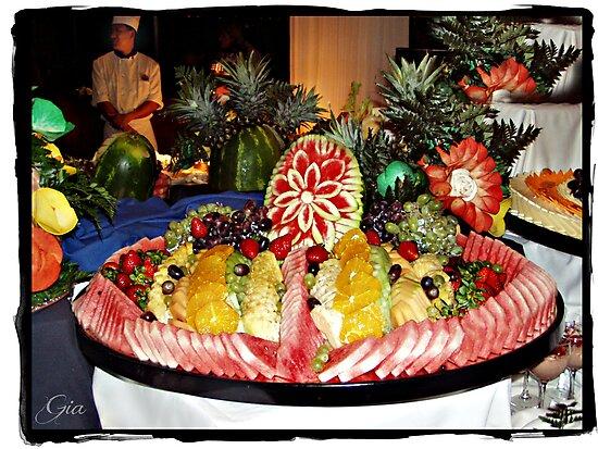 """"""" Fruit Fantasy """" by Gail Jones"""