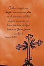 Roman Cross by Samantha Higgs