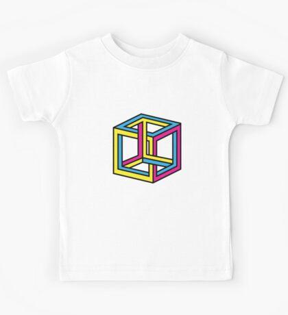 Cube Illusion Kids Clothes