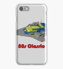 More 80s Classic Space Lego iPhone Case/Skin