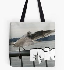 """""""Epic!""""  by Carter L. Shepard Tote Bag"""