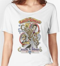 The World Renowned Cabal Bros Carnival of Wonders Women's Relaxed Fit T-Shirt