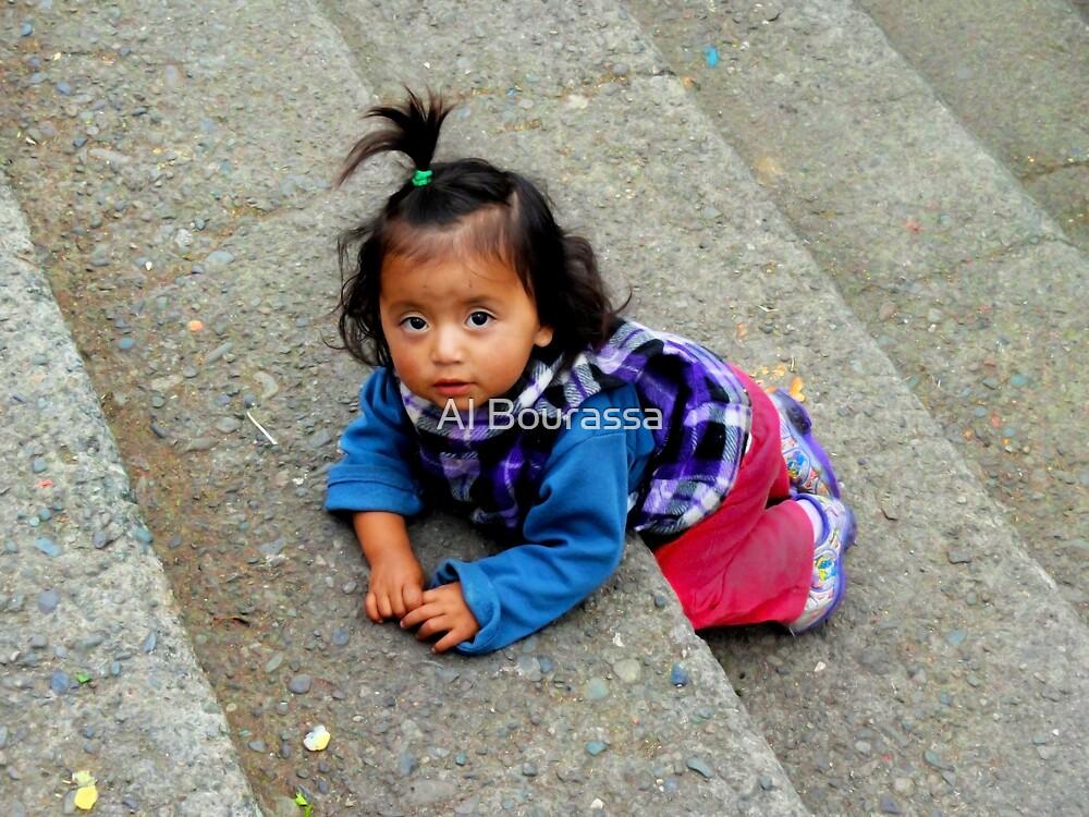 Cuenca Kids 273 by Al Bourassa