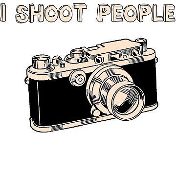 I Shoot People by SwazzleSwazz