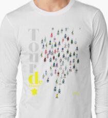 Tour De France Langarmshirt