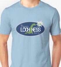 Loch Ness boat tour Unisex T-Shirt