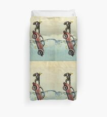 Save the bananas Duvet Cover