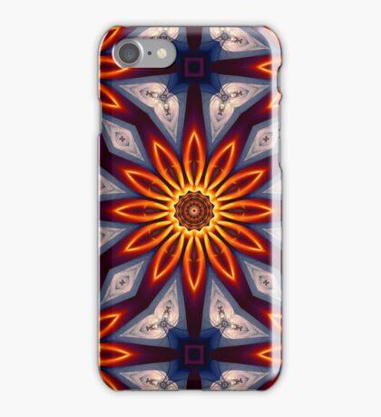 Sun Flower Fractile iPhone Case/Skin