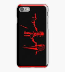 Pulp Cobra (red version) iPhone Case/Skin