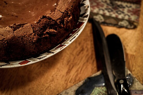 Cake Still Life by Nevermind the Camera Photography