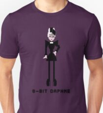 8-Bit Daphne Unisex T-Shirt