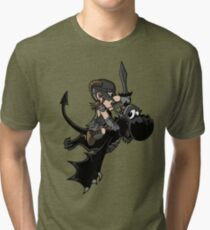 The Plumber Scrolls Tri-blend T-Shirt