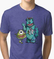 Muppets Inc. Tri-blend T-Shirt