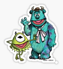Muppets Inc. Sticker