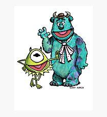 Muppets Inc. Photographic Print