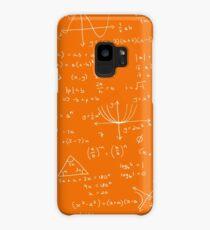Algebra Math Sheet 3 Case/Skin for Samsung Galaxy
