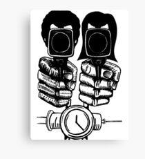 Pulp Fiction - Jules and Vincent Canvas Print